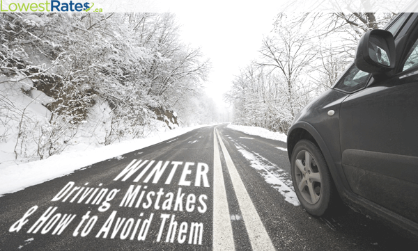 WINTER Driving Mistakes & How to Avoid Them