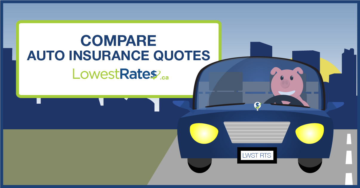 Compare Auto Insurance Quotes in Quebec | LowestRates.ca
