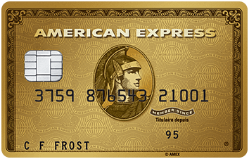 American Express® Gold Rewards Card image