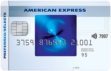 SimplyCash™ Preferred Card from American Express image