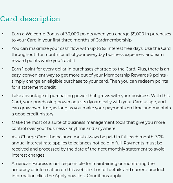 Apply For The Amex Business Gold Rewards Card