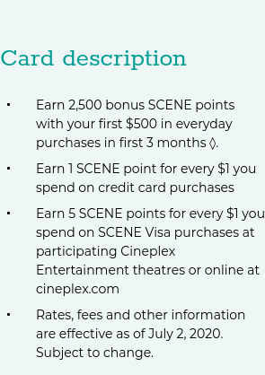 cineplex scene card