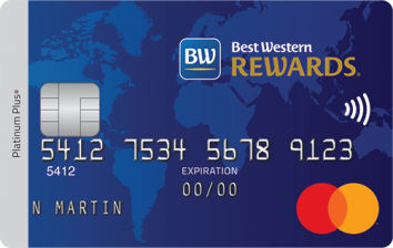 MBNA Best Western Mastercard® image