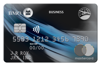 BMO® AIR MILES®† Business® Mastercard®* image