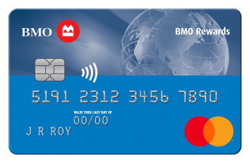 BMO Rewards Mastercard image