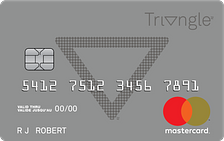 Canadian Tire Triangle Mastercard.