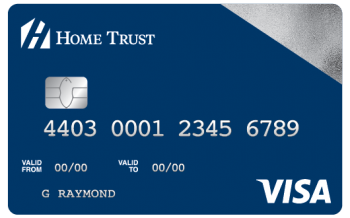 Home Trust Preferred Visa image