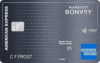 Marriott Bonvoy™ American Express® Card image