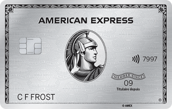 The Platinum Card® from American Express®.