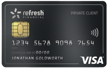 refresh financial secured visa image - Visa Secured Credit Card