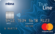 MBNA True Line® Gold Mastercard®