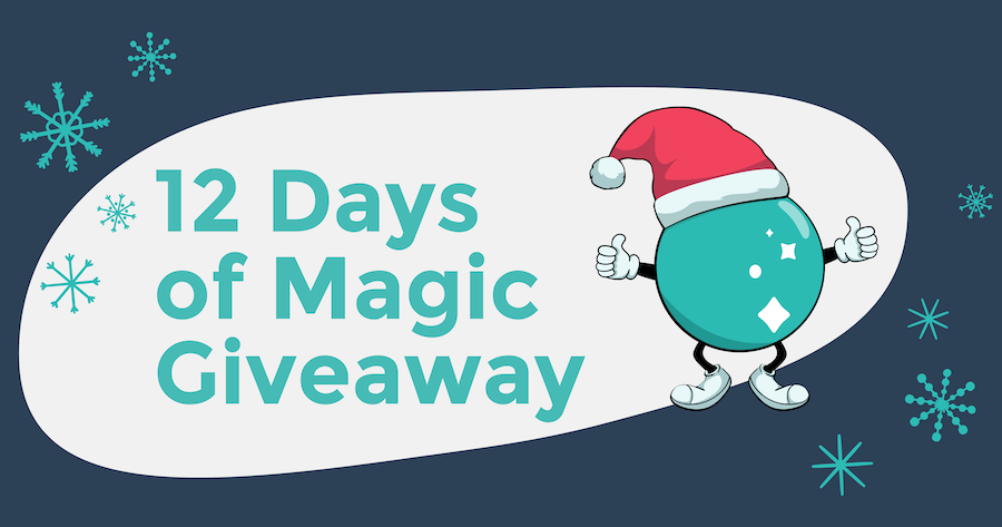 12 Days of Magic Giveaway