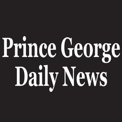 The Prince George Daily News logo