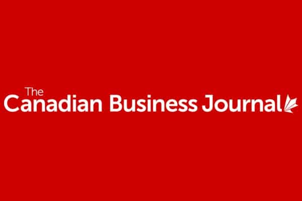 The Canadian Business Journal logo