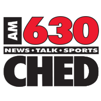 AM 630 CHED logo