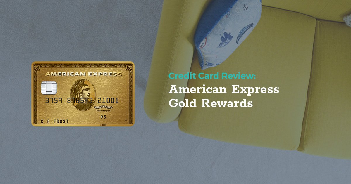Review American Express Gold Rewards Lowestrates Ca
