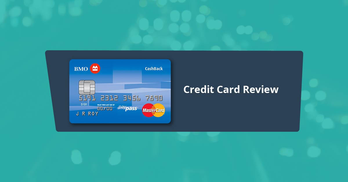 Review bmo cashback mastercard lowestrates reheart Images