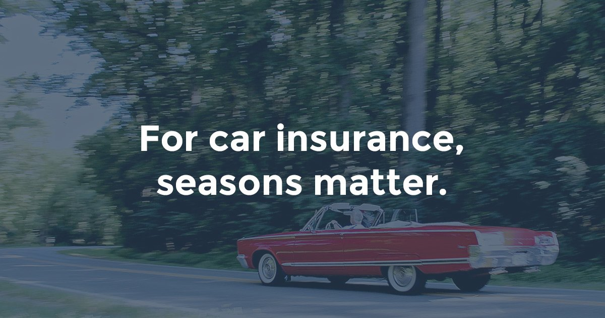 This Is The Cheapest Time Of Year To Get Auto Insurance In Ontario