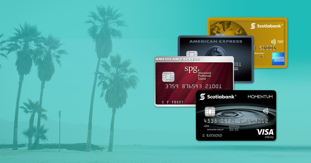 these are the best travel rewards credit cards in canada in 2018 lowestratesca - Travel Rewards Credit Card
