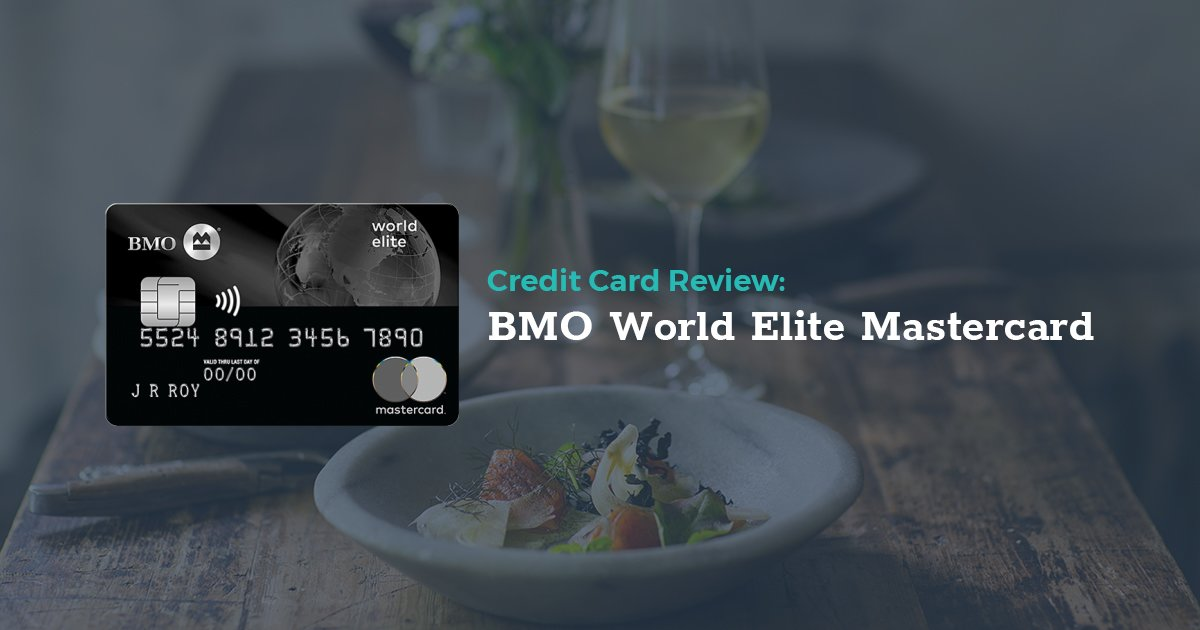 Review bmo world elite mastercard lowestrates reheart Gallery
