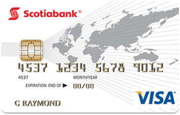 Scotiabank® Rewards VISA* image