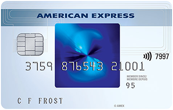 SimplyCash Card from American Express image