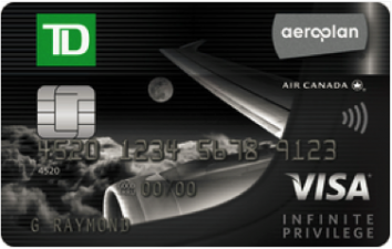 Td Visa Infinite >> Credit Cards: Compare TD Offers | LowestRates.ca
