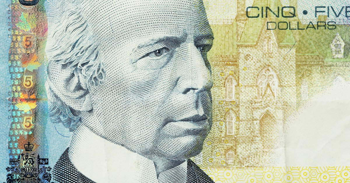 Lowest Auto Loan Rates >> Is Wilfrid Laurier Or Spock On A Canadian Five Dollar Bill? | LowestRates.ca