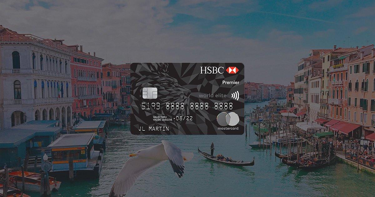 HSBC's travel rewards credit card promises no foreign transaction