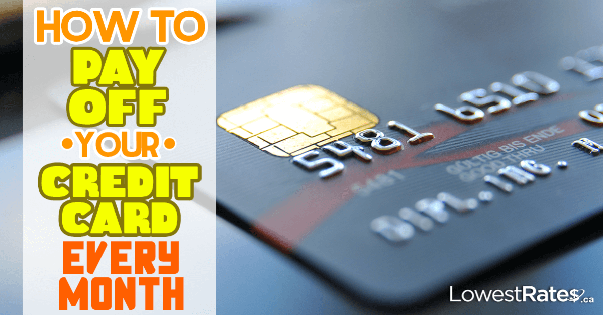 paying off a credit card with another credit card