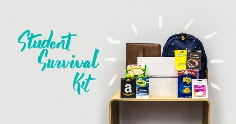[CONTEST] Start school off right with our Student Survival Kit