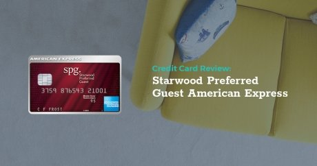Review: Starwood Preferred Guest American Express