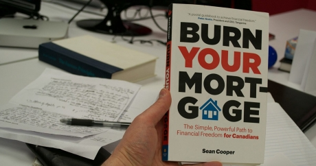 Personal Finance Reads: Burn Your Mortgage by Sean Cooper