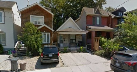 This tiny teardown managed to sell for more than $1 million in Toronto