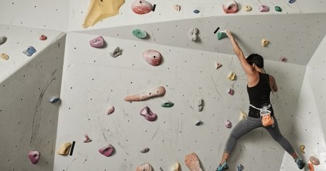 Man's insurance company won't cover climbing wall
