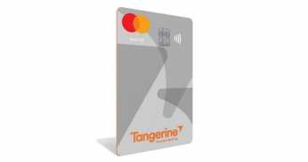 Tangerine unveils vertical World Mastercard with new perks