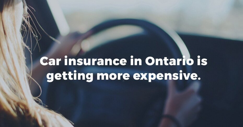 Car Insurance Rates Rising For Ontario Drivers In 2018